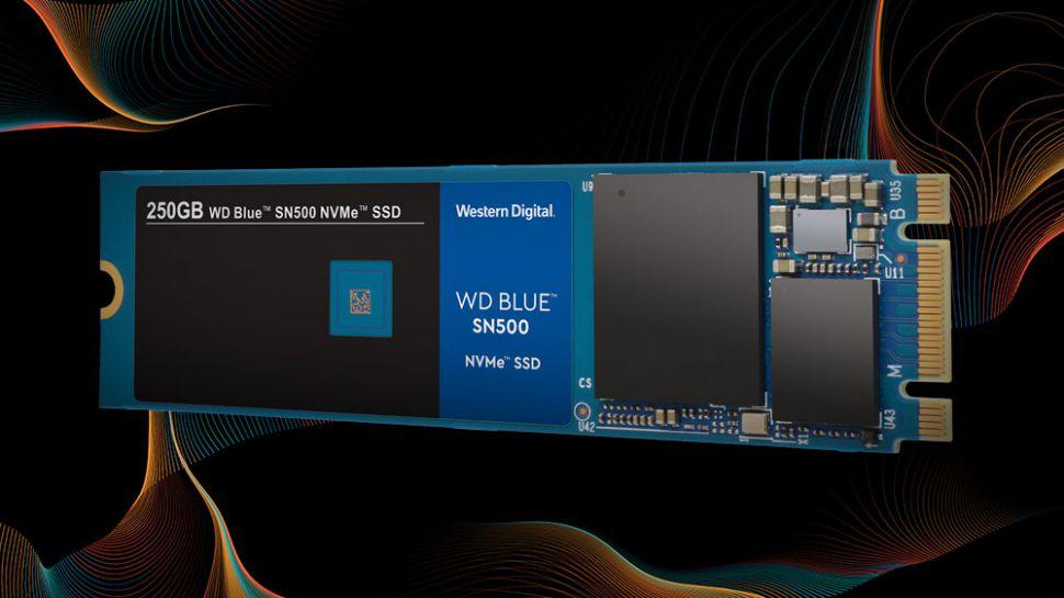 SSD รุ่น WD Blue ตอนนี้มีแบบ NVMe แล้วนะ